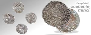 ohodnotenie minci
