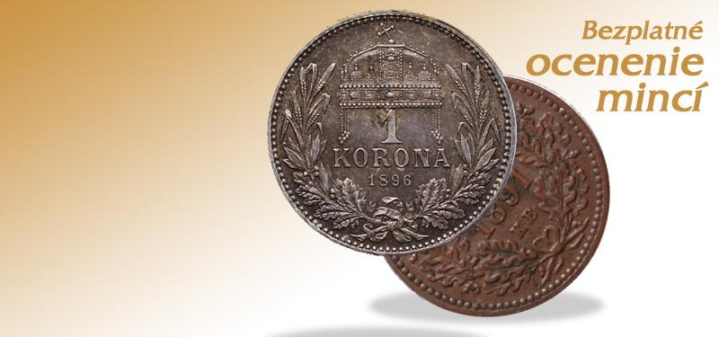 Skutočné ceny mincí